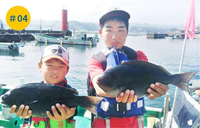 カセグレ釣り大会(毎年6月~8月)