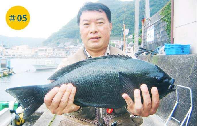 寒グレ釣り大会(毎年12月~2月)