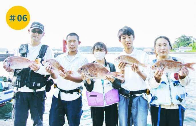 夏休みファミリー釣り大会(毎年8月)