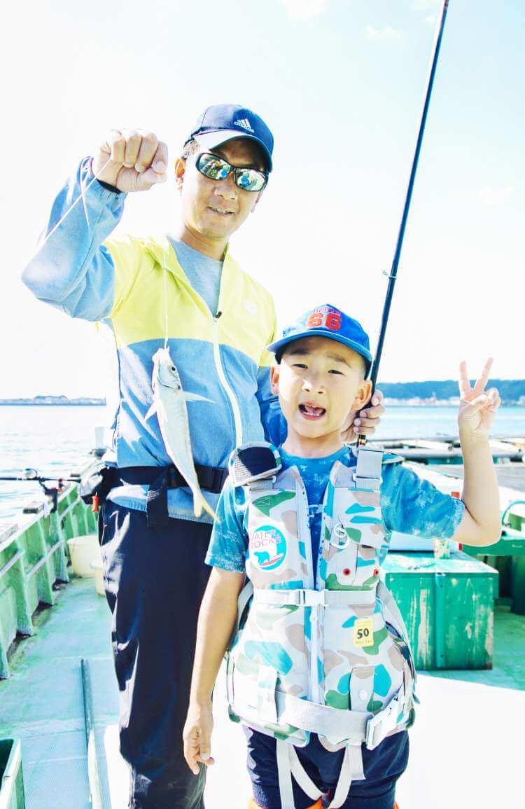 和歌山 串本 釣り&観光体験の大裕丸