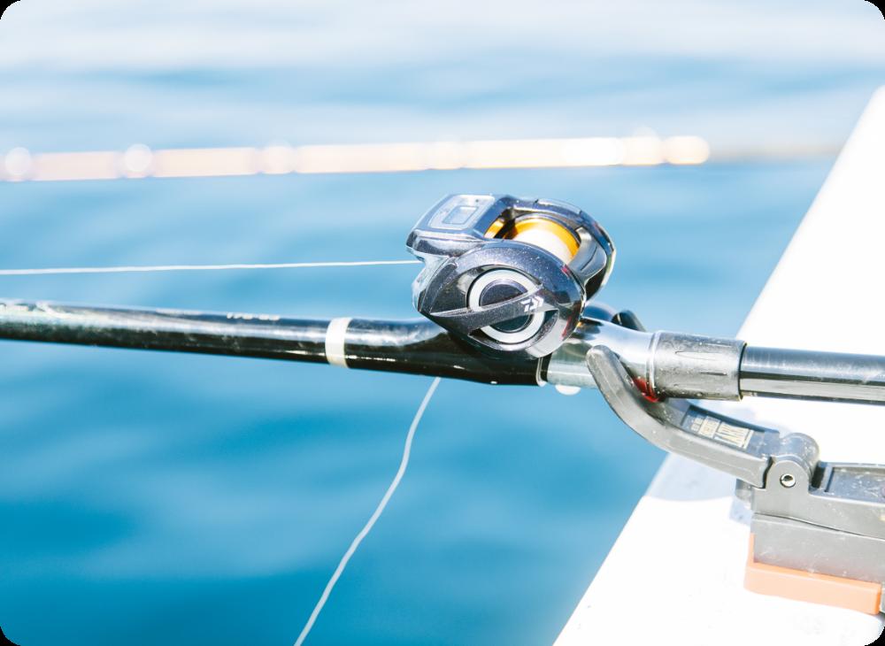 釣具のレンタル