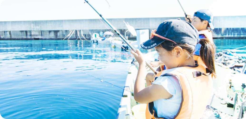 ちょい釣り体験