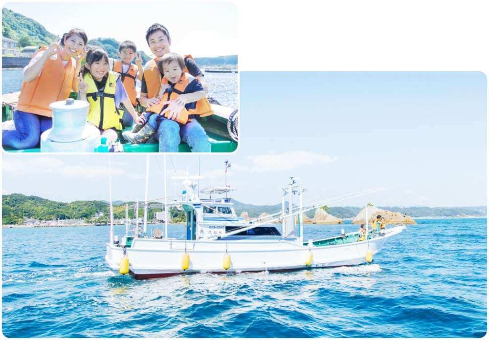 串本湾の美しい海と豊かな自然を楽しむ