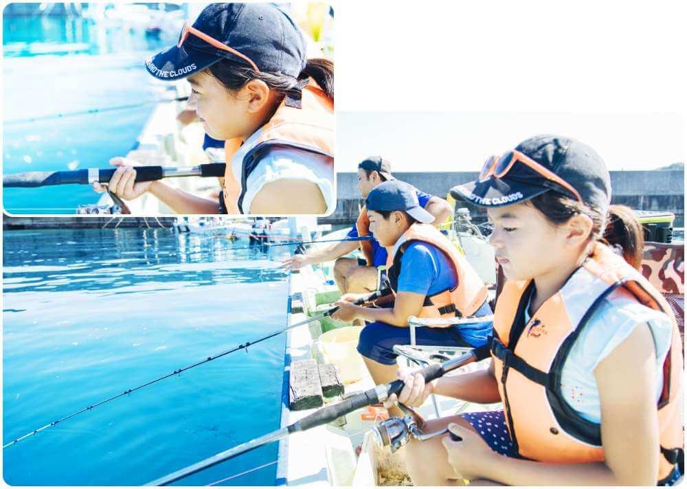 釣り初心者の方も大歓迎!手ぶらで気軽にカセ釣りを楽しむ!